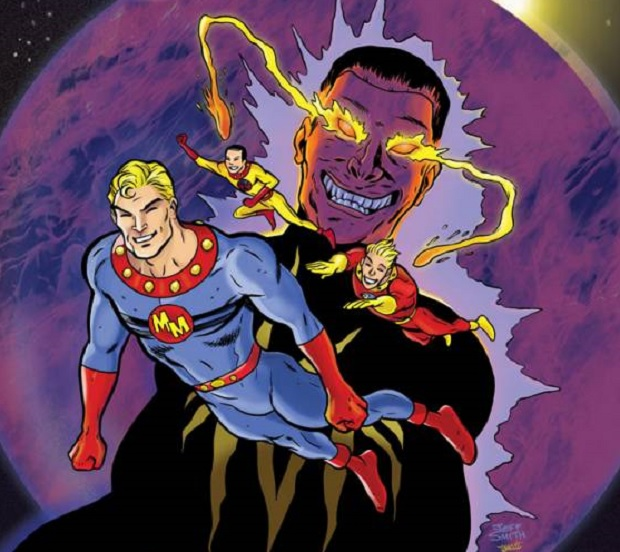 Miracleman-Annual-Mike-Allred-Cover