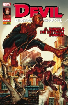 Snack Time - Devil e I cavalieri Marvel n.7