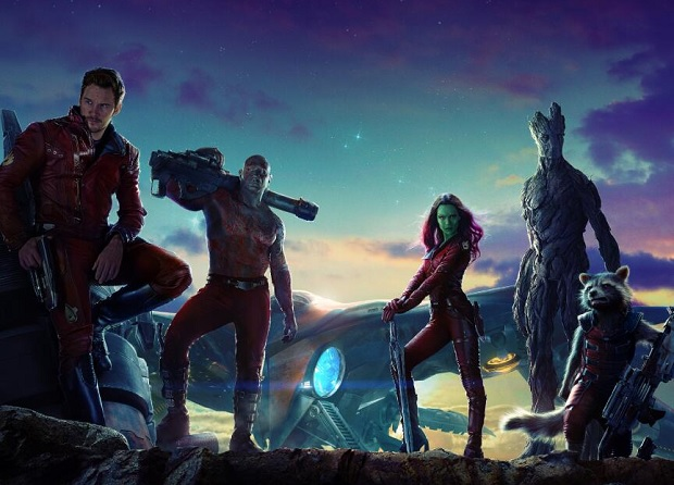 galaxy guardians marvel