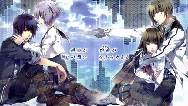 Norn9 otome game