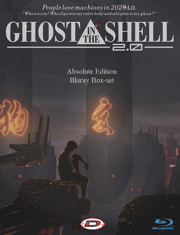 Ghost In the Shell 2.0 - Absolute Edition