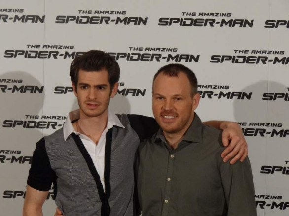 Italia - The Amazing Spider-man: la conferenza stampa italiana!