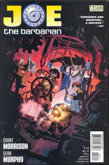 Joe The Barbarian di Grant Morrison