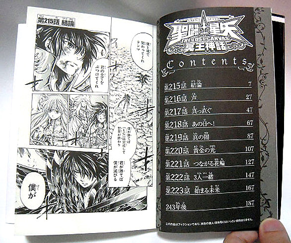 The Lost Canvas volume 25