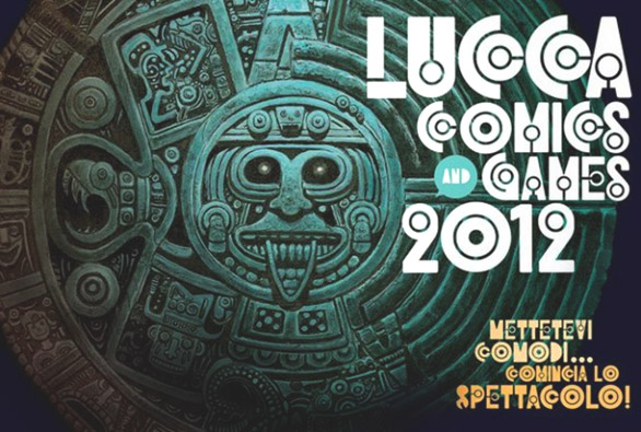 Lucca Comics and Games 2012