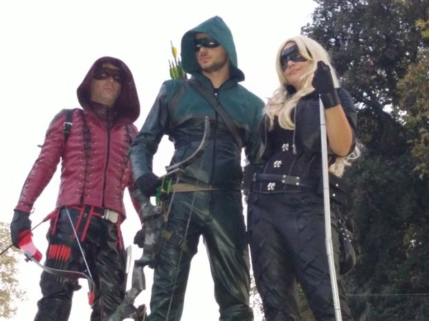 Cosplay a Lucca