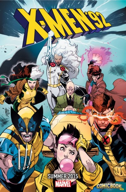 Il teaser di X-men '92