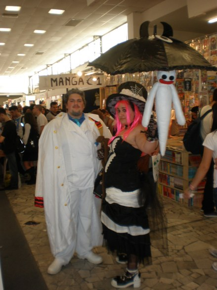I cosplay del Napoli Comicon 2012