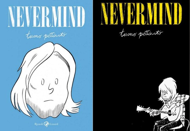 Nevermind al Napoli Comicon