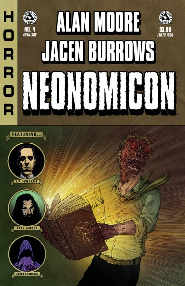 Neonomicon di Alan Moore