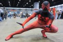 new scarlet spider cosplay