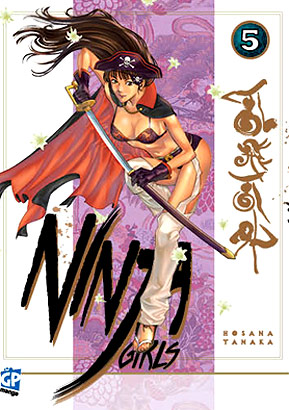 Ninja Girls volume 5 GP Publishing