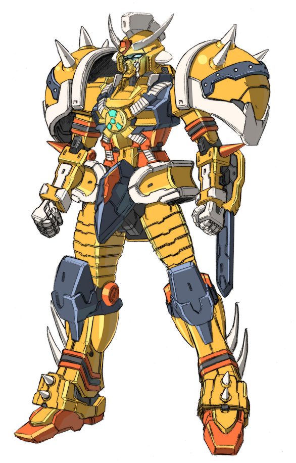 Fake Gundam fan-art