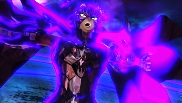 Radamantis in Saint Seiya senki per PS3 (01)
