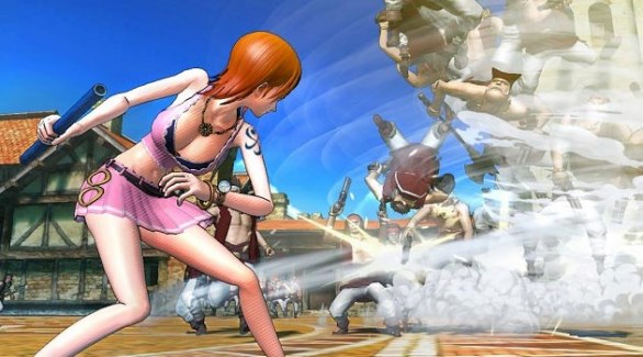One Piece: Pirate Warriors PS3 Gallery (03)