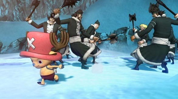 One Piece: Pirate Warriors PS3 Gallery (11)