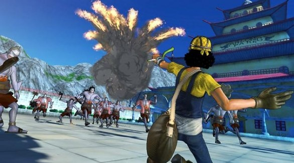 One Piece: Pirate Warriors PS3 Gallery (12)