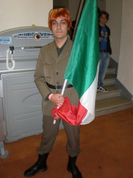 I Cosplayer di Salerno Comicon 2011