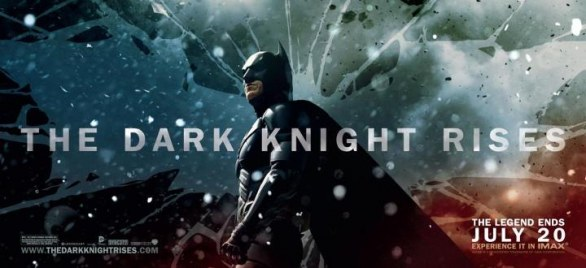 USA - Altri tre banner per Batman: The Dark Knight Rises