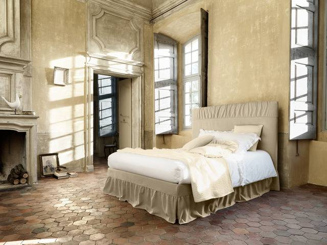 Shabby chic noctis camera da letto for Letto shabby chic