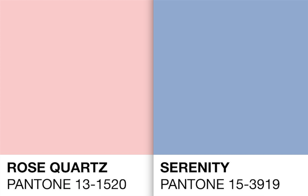 acolori pantone idee arredamento : Pantone Color of the year 2016 Tinte pastello