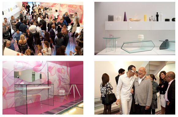 karim rashid tonelli design party new york