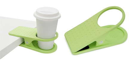 DrinKlip Cup Holder by Been Kim