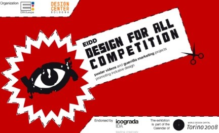 EIDD Design for All Competition