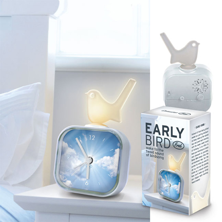 Early Bird by Fred & Friends