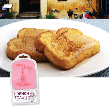 french toast by Fred & Friends