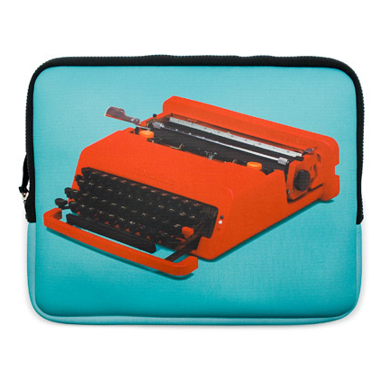 Valentine Laptop Bag by Kit Grover