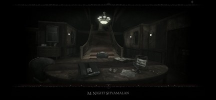 M. Night Shyamalan regista web design
