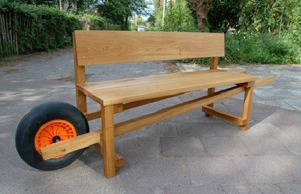 Mobile Bench