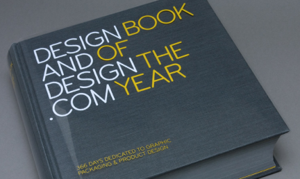THE DESIGN AND DESIGN BOOK OF THE YEAR