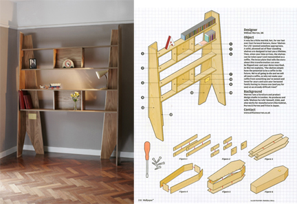 Shelves For Life by William Warren