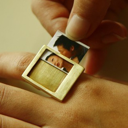 Good Time Ring by Yellow Goat su etsy store