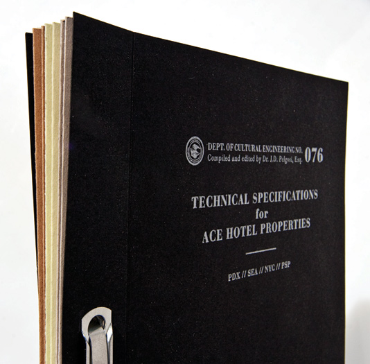 AceHotel - The Official Manufacturing Company