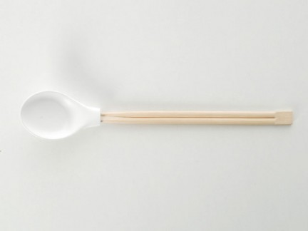 Chopsticks Plus One by Aïssa Logerot