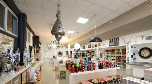 Negozi arredamento design outlet in italia for Outlet del design