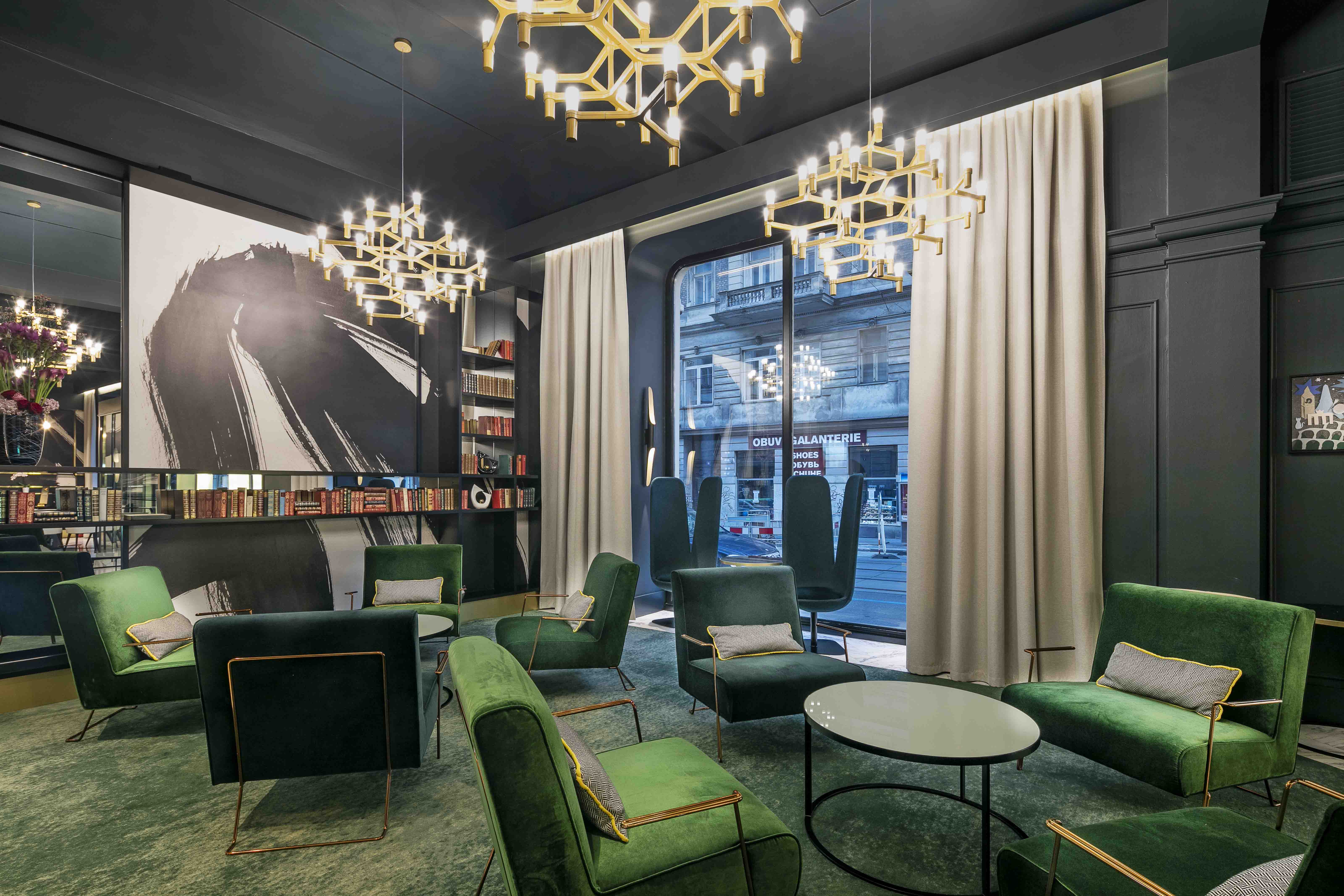 Hotel century old town praga mgallery by sofitel nuovo for M hotel prague