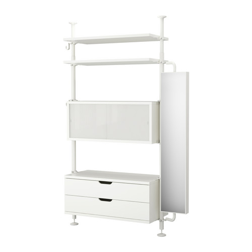 cabina armadio ikea stolmen 1 7 cabina armadio ikea. Black Bedroom Furniture Sets. Home Design Ideas