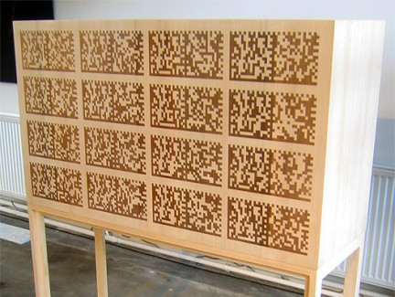 Cabinet of the (Material