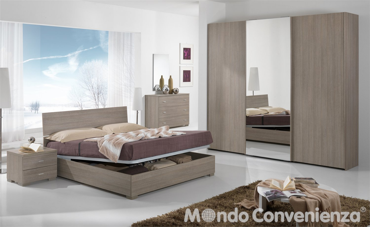 Le Camere Da Letto Low Cost Del Catalogo Mondo Convenienza ...
