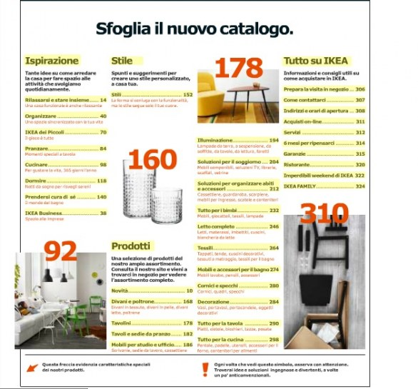 Catalogo ikea 2014 1 15 for Catalogo ikea nuovo