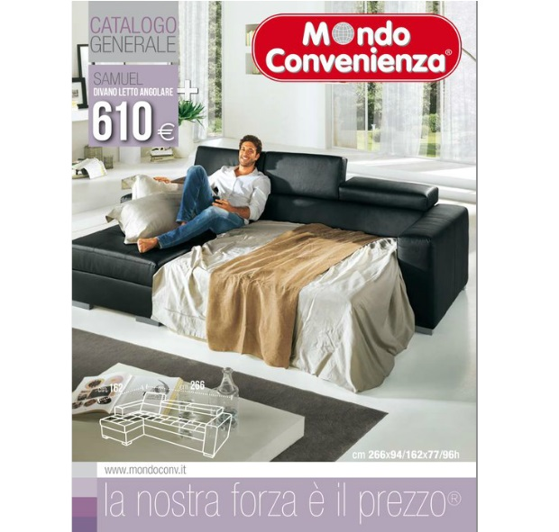 Mondo convenienza catalogo for Mondo scarpa catalogo