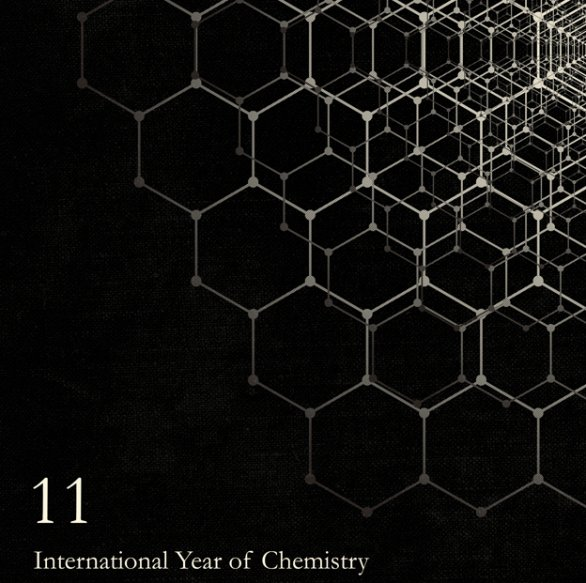 I poster di Simon C. Page per l'International Year of Chemistry 2011