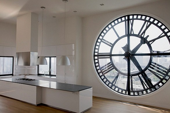 Il Clock Tower Penthouse apt. a Dumbo (NYC)