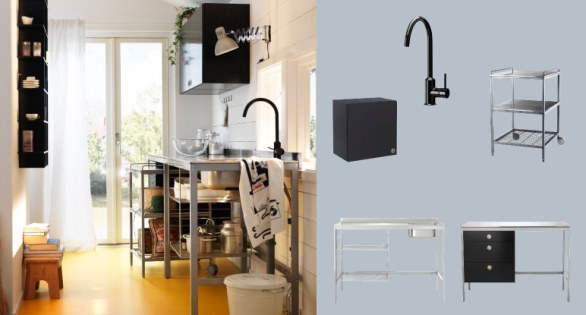 Le novit del catalogo cucine ikea 2013 for Arredamenti low cost