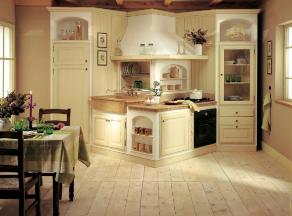 Mobili Per Cucina In Muratura Cucina Pictures to pin on Pinterest