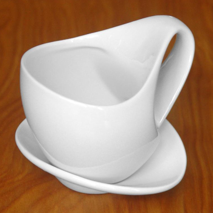 coffee cup by david pier
